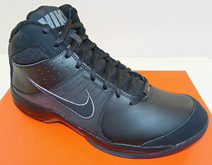 NIKE The Overplay VI Men s Basketball Shoe 443456-002 Black NEW  fcfb1de5a