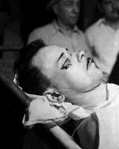 John-Dillinger-Photo-8X10-1934-Dead-On-The-Slab-Buy-2-Get-1-Free