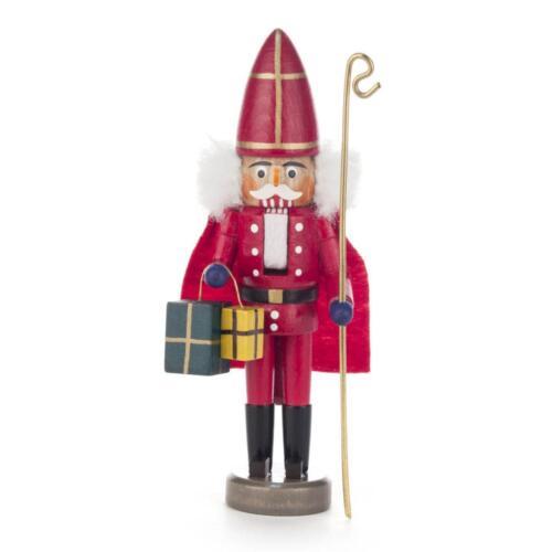 Mini Nußknacker Nikolaus nouveau les Monts Métallifères Neige Noël cadeaux mini noix