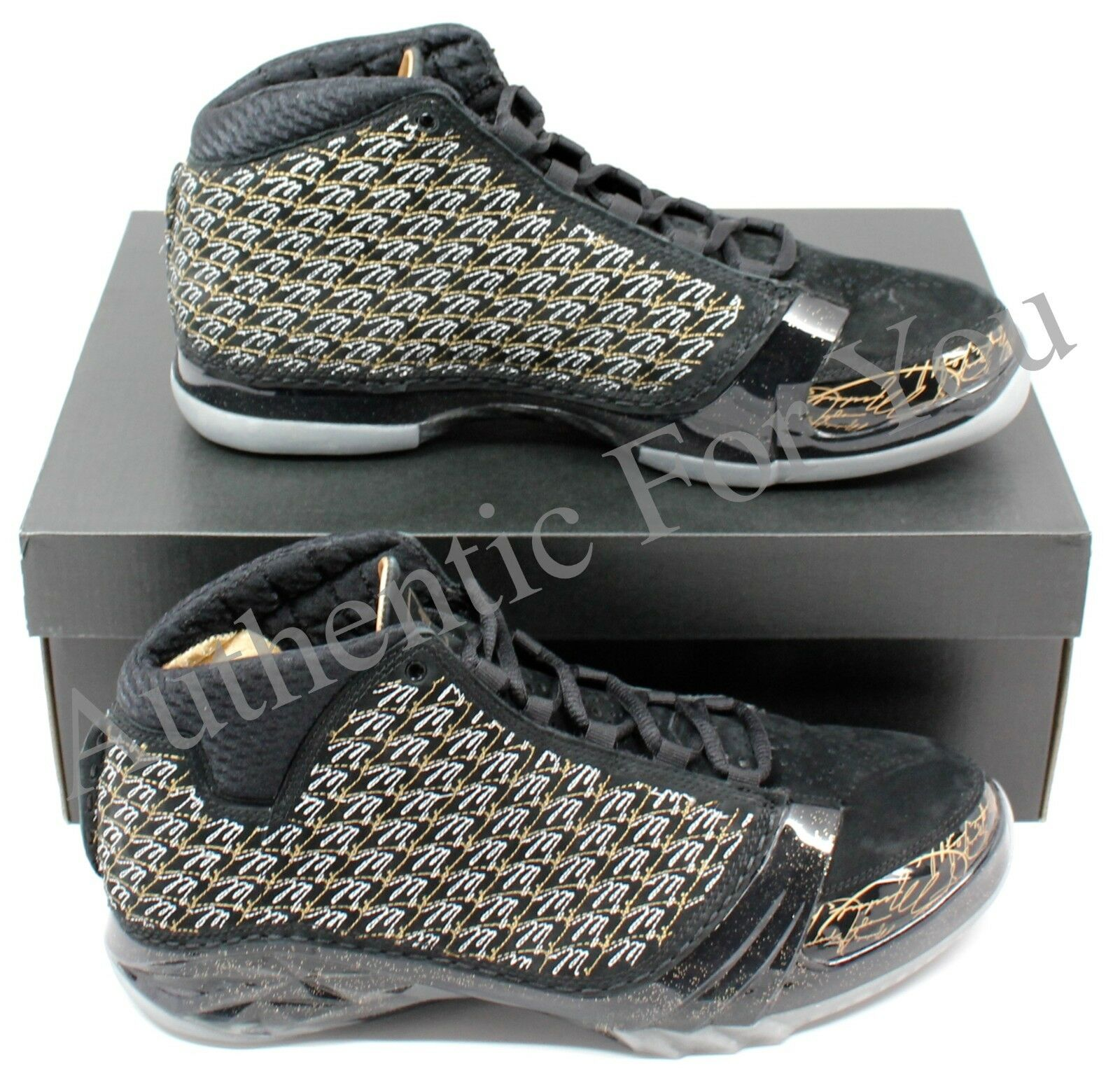 NEW Nike Air Jordan Retro XX3 23 Trophy Room Black And gold Limited Edition 5000