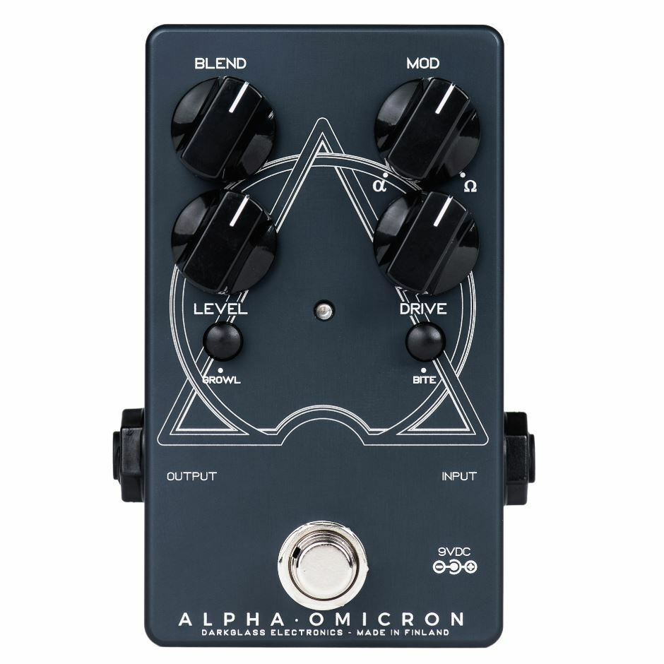 Darkglass Electronics Alpha-Omicron Vorverstärker Pedal