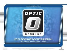 2021 Panini Donruss Optic Baseball Hobby Box (Presell)