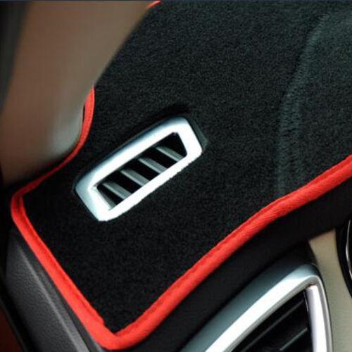 Car Inner Dash Mat Dashboard Cover Carpet DashMat For Hyundai Tucson 2019 RHD
