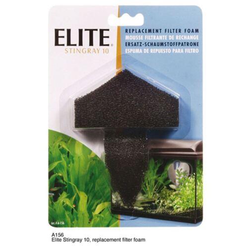 Hagen Elite Stingray 10 Filtro De Espuma Almohadilla Original De Acuario Peces Tanque