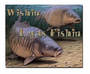 Wishin-i-was-fishin-sign-ideal-fathersday-gift-birthday-gift-for-anglers-carp