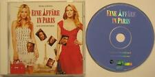 EINE AFFÄRE IN PARIS - SOUNDTRACK - CD - MUSIC BY RICHARD ROBBINS
