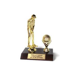 Golf-Male-Putter-Fantasy-Desktop-Series-Trophy-Free-Lettering