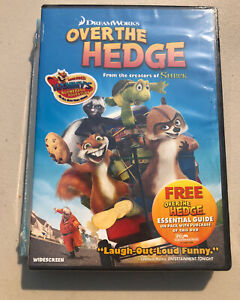 Over The Hedge 2006 Dvd With The Essential Guide Book New Sealed Very Rare Ebay
