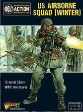 Winter Bolt Action BNIB US Army Veterans Squad WGB-402213002