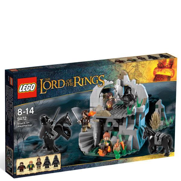 LEGO LOTR 9472 - L'attaque du Mont Venteux - NEUF NEW, SCELLÉE SEALED