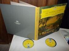 WOLF: Spanisches Liederbuch > Schwarzkopf Fischer-Dieskau Moore DGG Tulip stereo