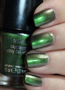 CoverGirl-Outlast-Stay-Brilliant-Nail-Gloss-Polish-EMERALD-BLAZE-Green-Metallic