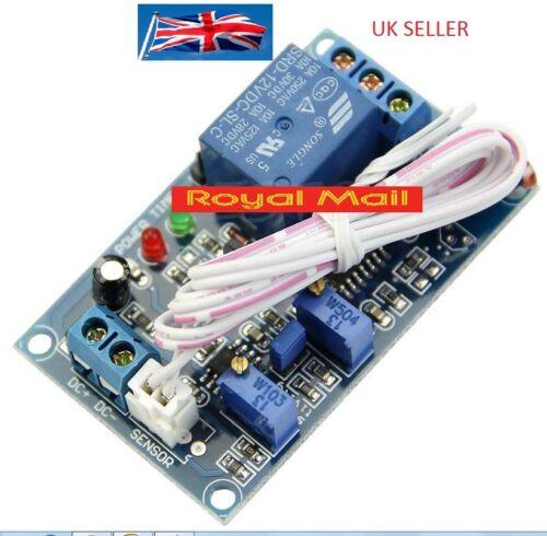 12V photoresistor relay module light detect sensor with timer car LED light #B71