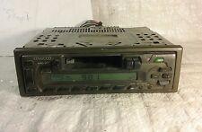 Kenwood KRC 107S Cassette Player In Dash Receiver