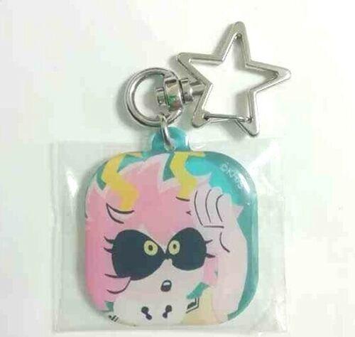 My Hero Academia popn Acrylic Keychain Strap Charm Mina Ashido Horikoshi Jump JP