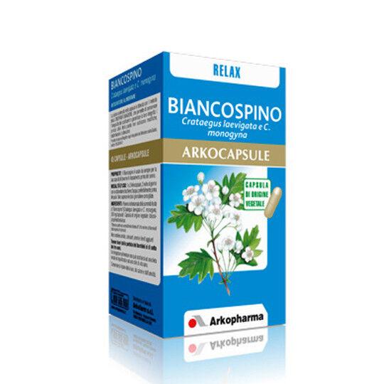 Arkocapsule Biancospino Integratore Alimentare 45 Capsule