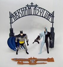 Kenner New Batman Adventures Animated Arkham Asylum Escape Two-Face Battle Pack
