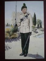 POSTCARD 1ST BN THE ROYAL IRISH REGT  - COMMANDING OFFICER CYPRUS 1993