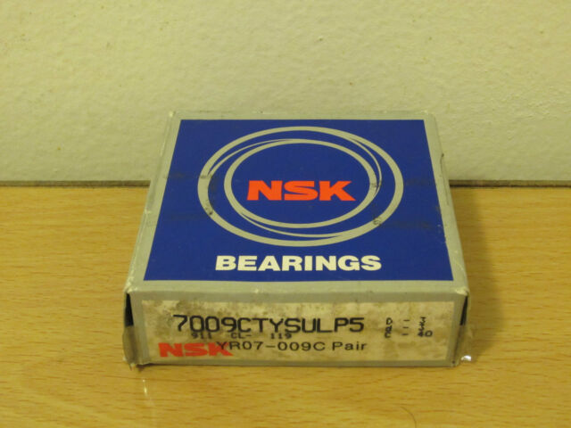 NSK Super Precision Bearing 7210A5TYNSUMP4