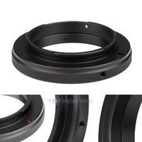 T2 T Camera Mount to Nikon SLR DSLR Lens Adapter D7100 D90 D700 D800 D5200 T2-AI