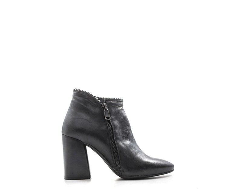 shoes mezzetinte Woman black Natural Leather 840vit-ne