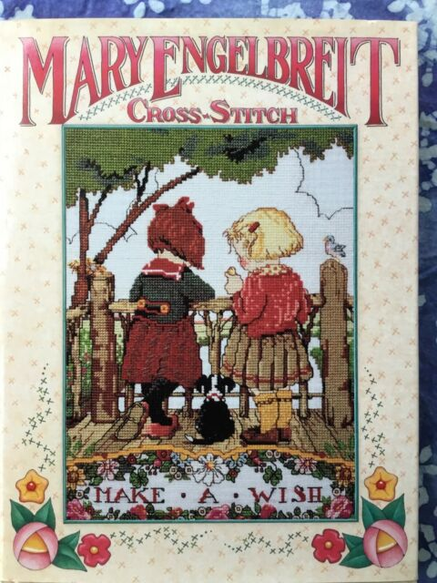 CROSS STITCH PATTERN ONLY #902 YOU CHOOSE MARY ENGELBREIT