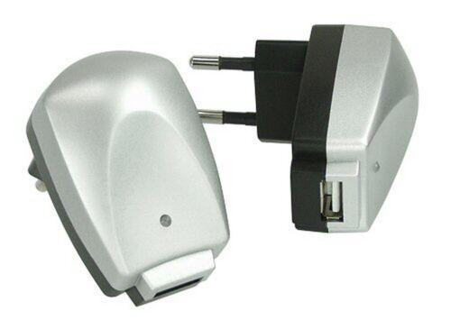 USB adaptador de corriente 230v a 5v conector USB #q010