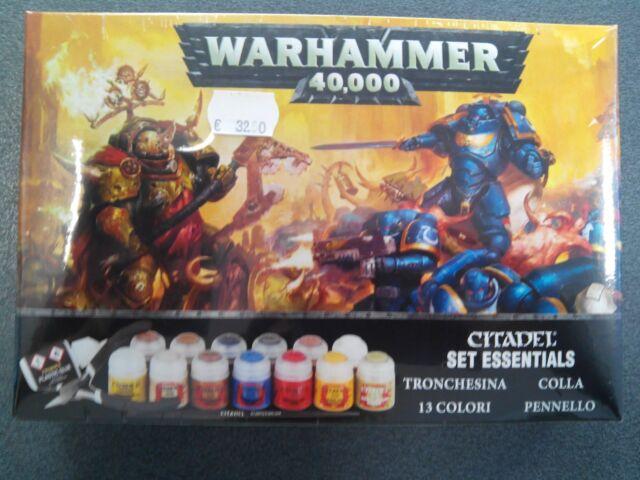 Warhammer 40.000 - Set Essentials 60-12 02170199008