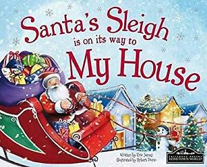 Santas-Sleigh-is-on-its-Way-to-My-House-Eric-James-Used-Good-Book