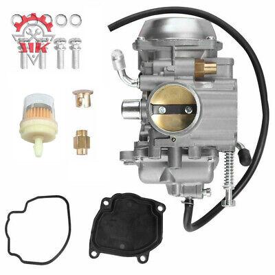 Suzuki LT-A500F Quad Master 4x4 Carburetor Carb Rebuild Repair Kit 2000-2001