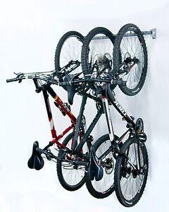 Garage Bike Storage Rack Holds 3 Bikes Monkey Bar