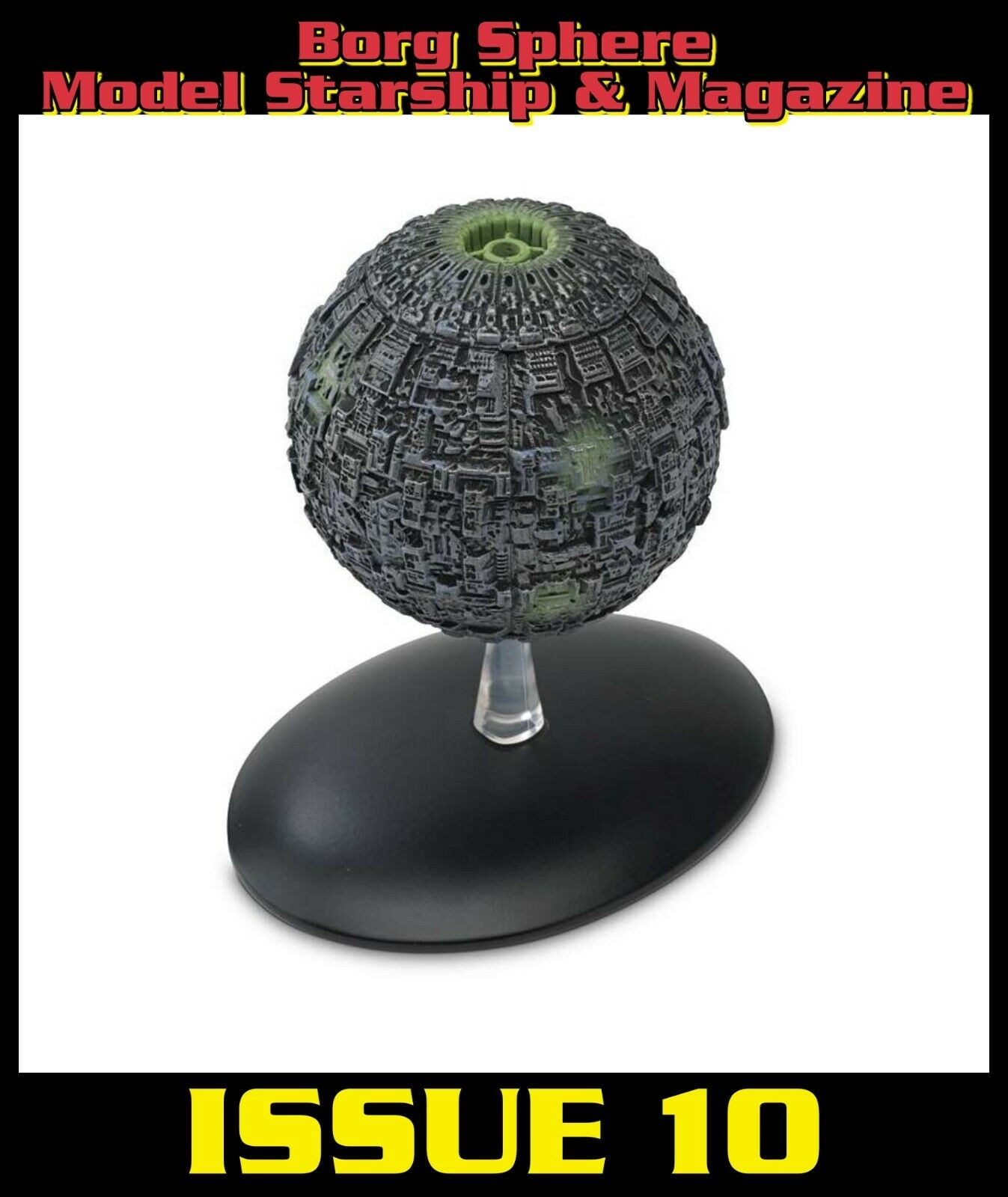 Issue 10: Borg Sphere Ship