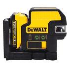 DEWALT DW0822LG 2-Spot Green Cross Line Laser