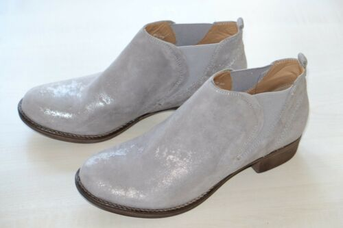 Botines 5 Oak Colindale 3 5 Ladies Silver Clarks Metallic 39 5 Leather 35 1BqRxw