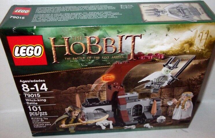 LEGO HOBBIT LOT ✰ ✰ WITCH-KING BATTLE RETIRED MIB Sealed