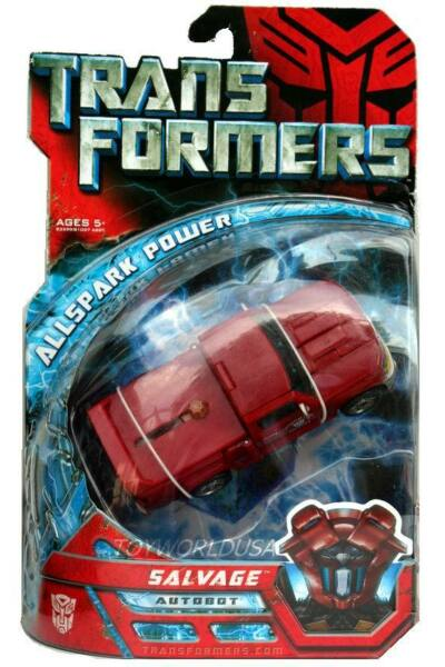 Transformers Cube Puissance Salvage