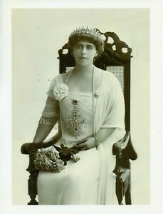 8-x-10-Photo-Reproduction-Queen-Marie-of-Romania