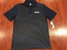 21a368b0f item 2 Majestic Men s Seattle Seahawks Football Polo Jersey Shirt Medium M  NFL -Majestic Men s Seattle Seahawks Football Polo Jersey Shirt Medium M NFL