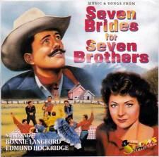 SEVEN BRIDES FOR SEVEN BROTHER - BONNIE LANGFORD - EDMUND HOCKRIDGE (NEW CD)