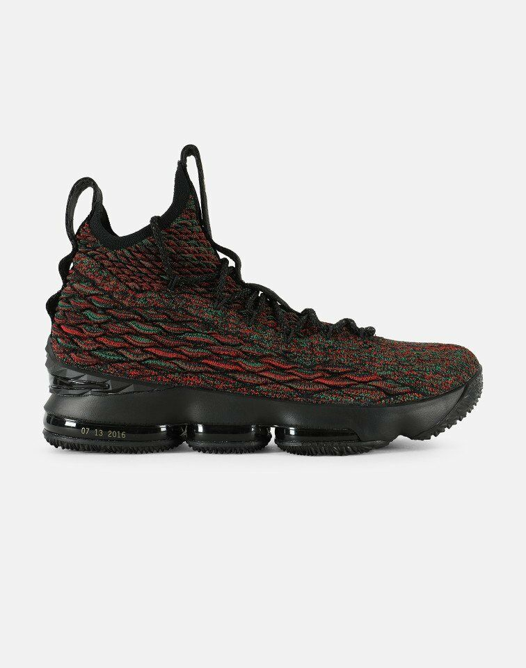 Nike MEN'S Lebron XV LIMITED BLACK HISTORY MONTH SIZE 10.5 BRAND NEW