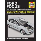 Ford Focus 1.4 1.6 1.8 2.0 Petrol 05-09 (54-09 Reg) Haynes Manual