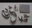 1-24-Scale-75MM-Resin-Figures-Unpainted-Model-Kit-Lady-Snake-Garage-Unassambled thumbnail 4