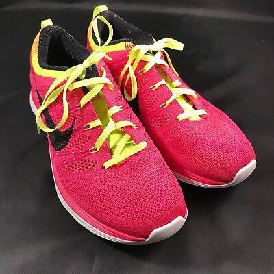 Ultralight Bright Crimson Raspberry Red Nike Free Flyknit