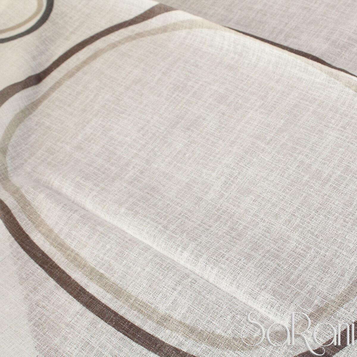 Store AGATHE Fantaisie Cercles 1 Panneau Panneau Panneau 140x290 cm Différentes Couleurs | Qualité Et Quantité Assurée  6adf4d