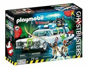Playmobil-Ghostbusters-Ecto-1-w-Janine-amp-Zeddemore-9220