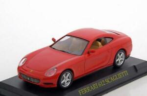 ALTAYA AUTO modello IN SCALA 1/43 A40219B-FERRARI 612 SCAGLIETTI-Rosso