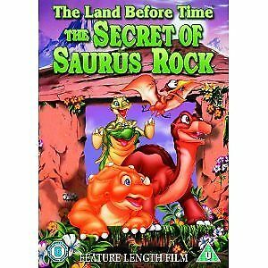 1 of 1 - The Land Before Time Series 6: The Secret Of Saurus Rock [DVD]