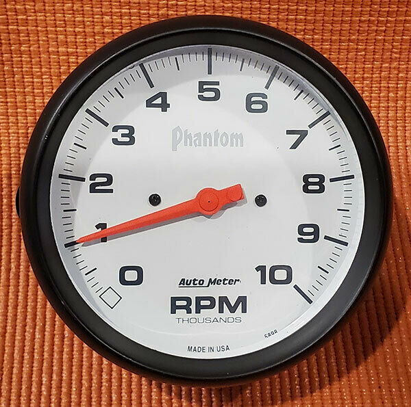 Auto Meter 5898 Phantom 5 U0026quot  In
