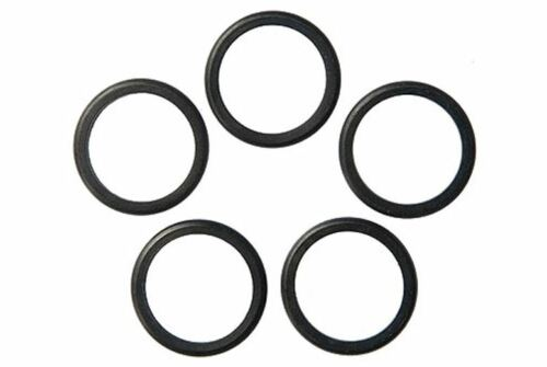 AIRSOFT AEG PISTON HEAD HOLLOW O RINGS X5 VERY HIGH QUALITY ASG LONEX uk