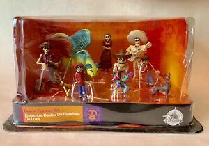 Super Rare Disney Coco Nine Figures Set - Du Neuf